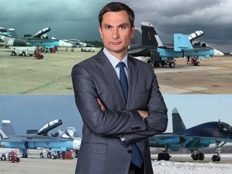Трусливые американские шакалы воюют на «русских» перекрашенных самолетах — Подкопаев