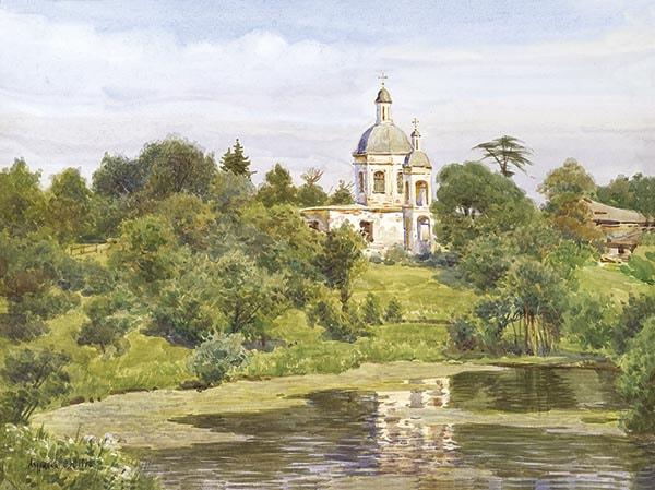 художник Сергея Анрияка картины 2 -07