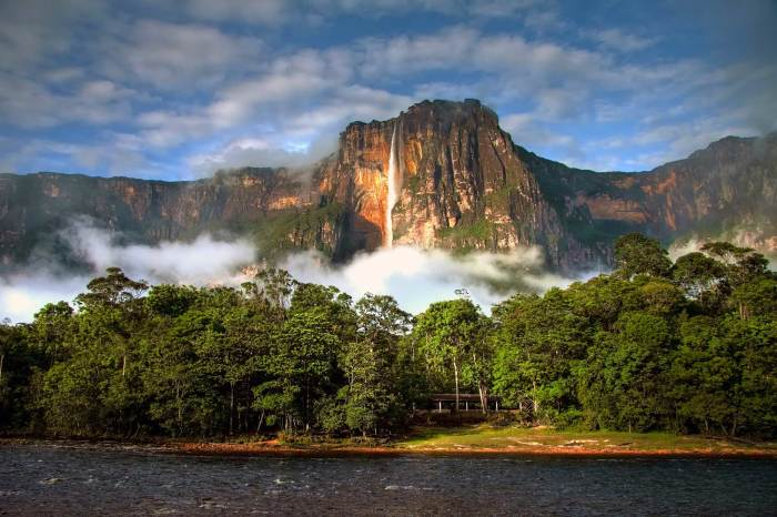 Венесуэла: красота, достопримечательности, высокий уровень преступности.