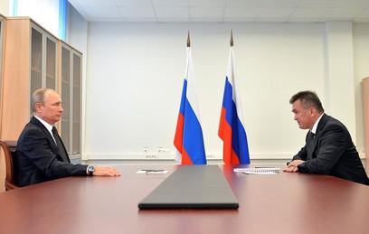 Путин освободил от должности губернатора Приморского края