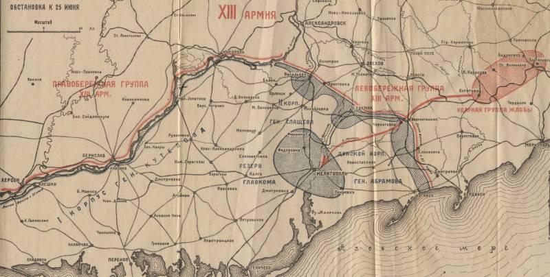 2-я Конная армия в Таврии летом 1920 года. Ч. 1