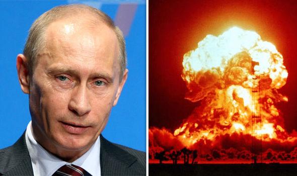 Daily Express: Путин строит огромный бункер на случай войны с Западом
