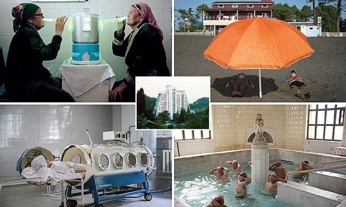 Советские санатории: легендарный отдых