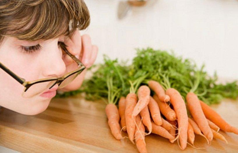 Действительно ли морковь улучшает зрение