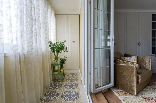 Классический Балкон и лоджия by Наталья Сытенкова