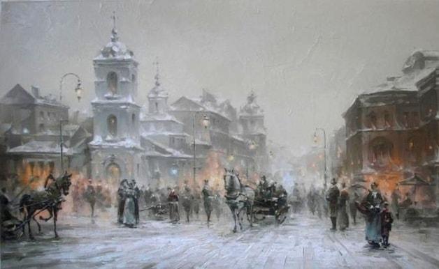 художник Игорь Кухарский картины – 12