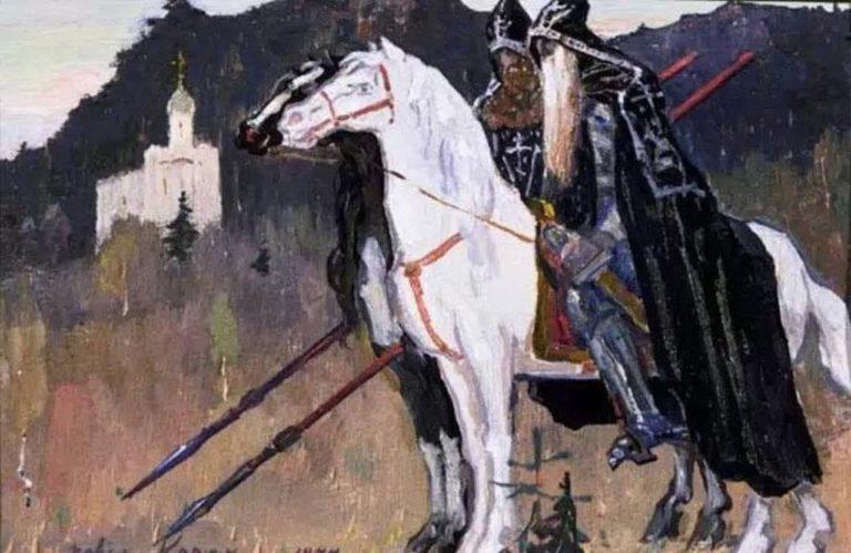 Путь воина. Андрей Бабицкий