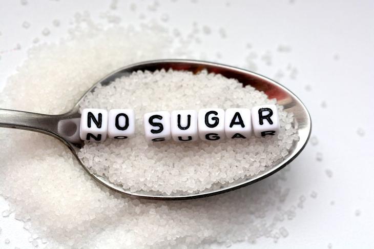Исключение сахара из привычного меню