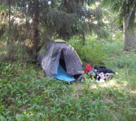 ночевка-в-палатке-финляндия