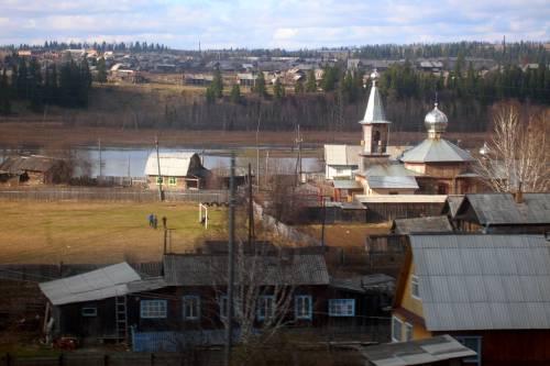 Ангельский храм на Урале