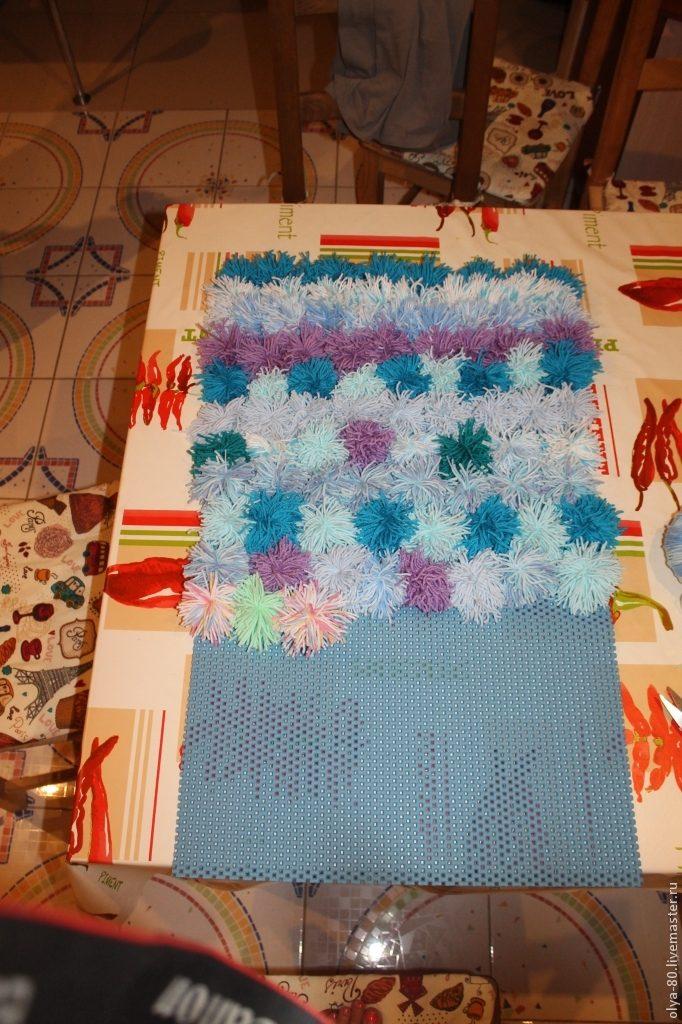 Создание весёлого коврика