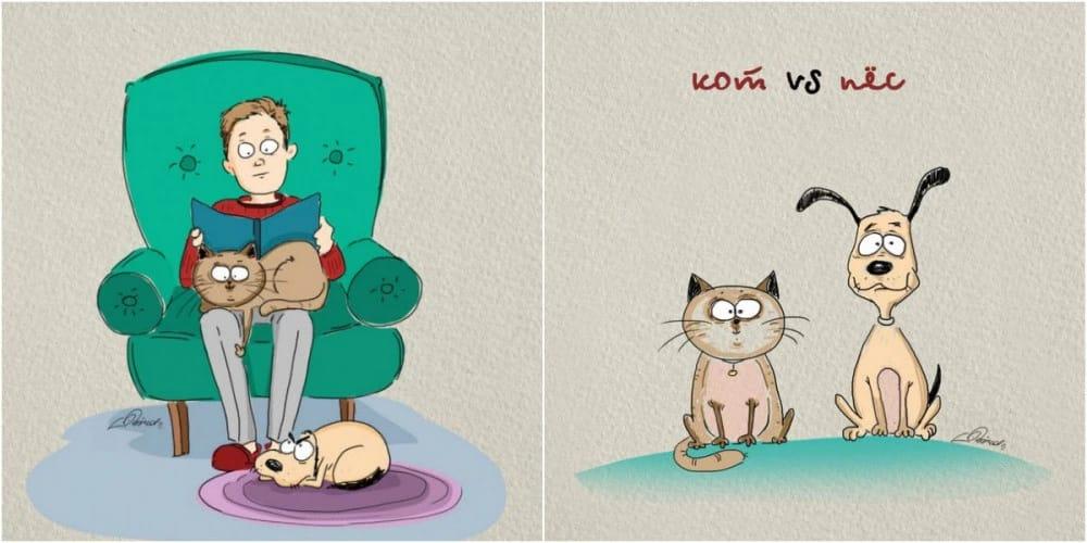 Сегодня Всемирный день котов