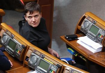 Савченко допросили в СБУ после переговоров с Захарченко и Плотницким