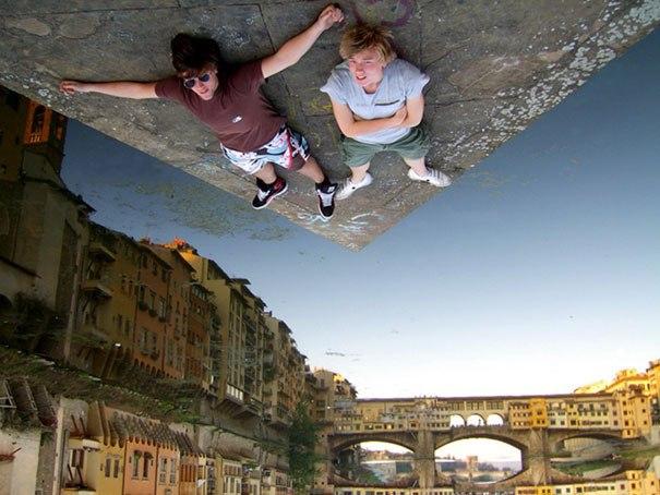 10 удивительных фотографий, сделанных без использования фотошопа