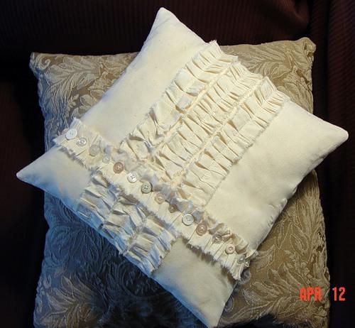 Интересные наволочки на подушки своими руками