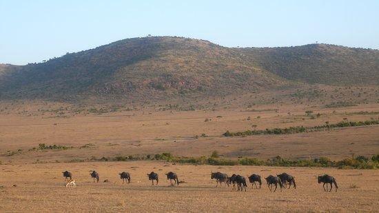 Самые красивые места Кении