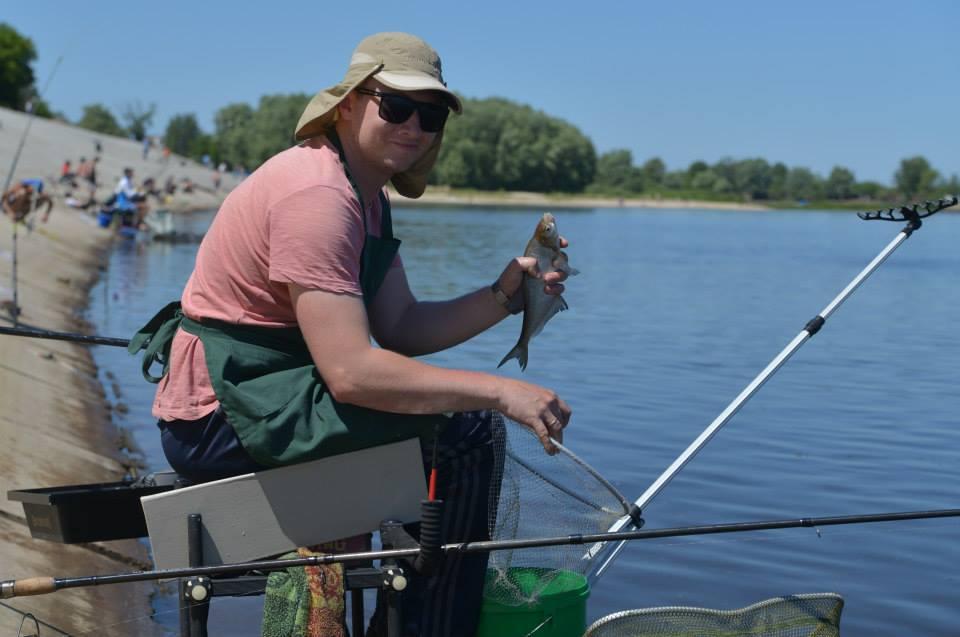 Рыболовы хотят выступать на Олимпиаде