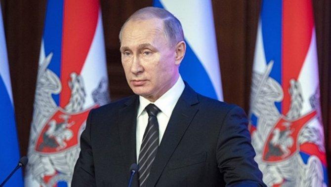 Владимир Путин сделал ошелом…