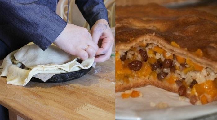 Сладкий рисовый пирог «Балиш». Настоящий шедевр татарской кулинарии, с которым я справилась всего за час!