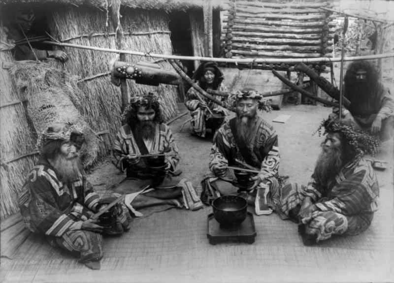 Забытые жизни айнов: древнейший народ, населявший Дальний Восток России и Японские острова