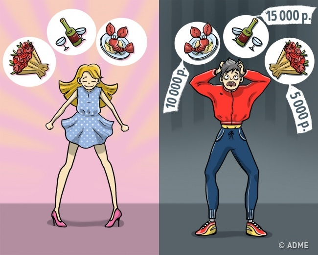 13 комиксов о людях, которые воспринимают День влюбленных слишком серьезно