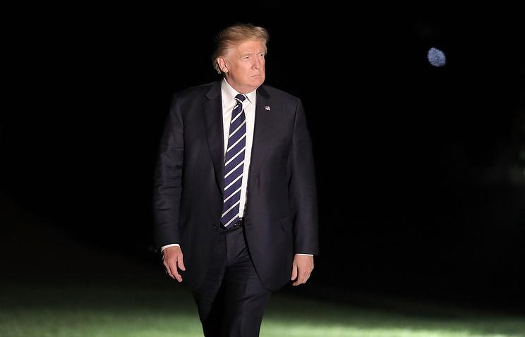 Трамп потерял 600 миллионов долларов за год президентства