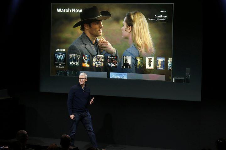 Apple-2: телевидения без телевизора