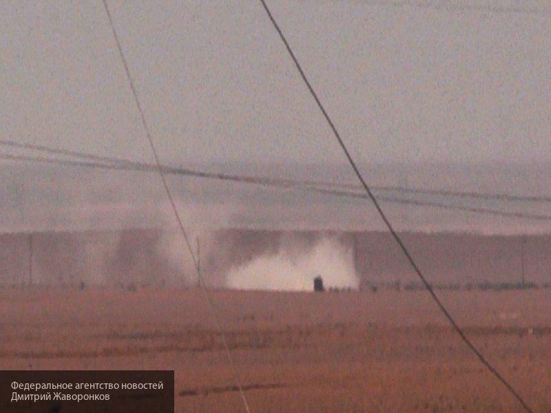САА устроила засаду и захватила грузовик с оружием США, двигавшийся к боевикам