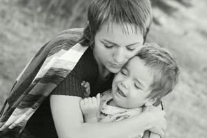 Что делать, если малыш плачет при расстовании с мамой