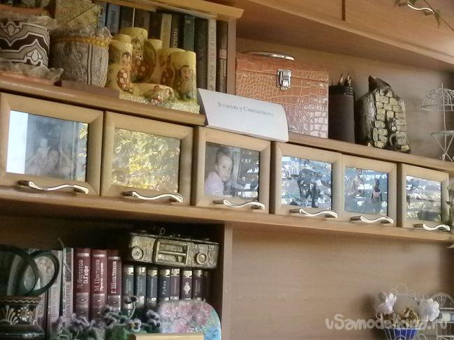 Коробочки для шитья