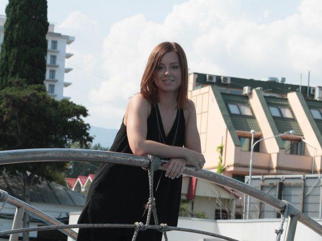 Юлия Савичева впервые стала мамой