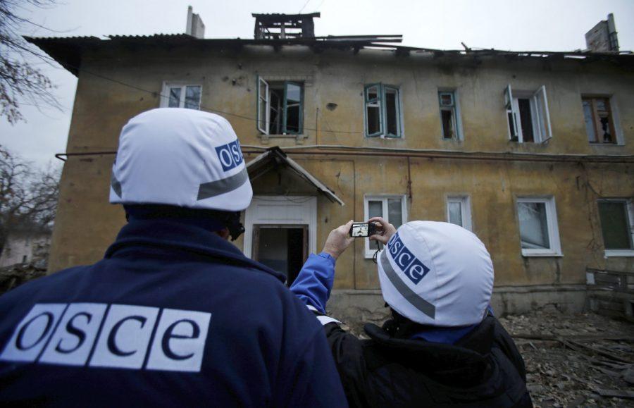 ОБСЕ в тупике. Выгораживать Украину больше не получится