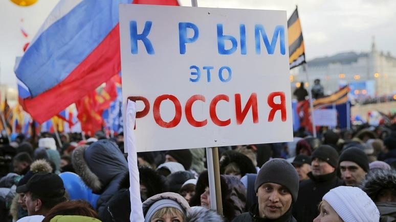 Американский журналист:  русских, переживших сталинизм и 90-е, не взять санкциями