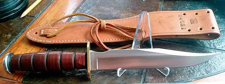 Боевой нож Grunt II от компании Al Mar