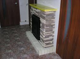 Как сделать встроенный камин…