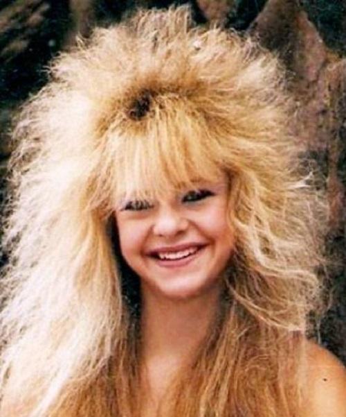 Волосы дыбом — прически 80-х, которые поражали своей грандиозностью