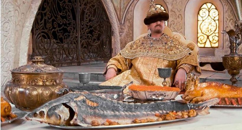 Что подавали на стол русским царям и императорам