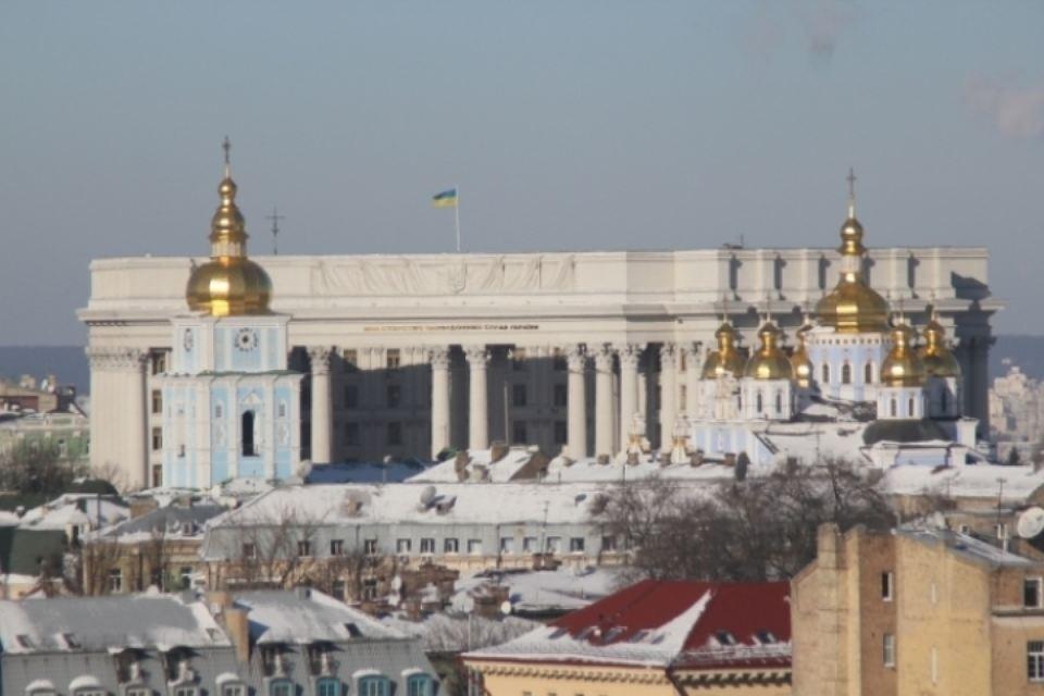 МВФ требует повысить пенсионный возраст на Украине для получения нового транша