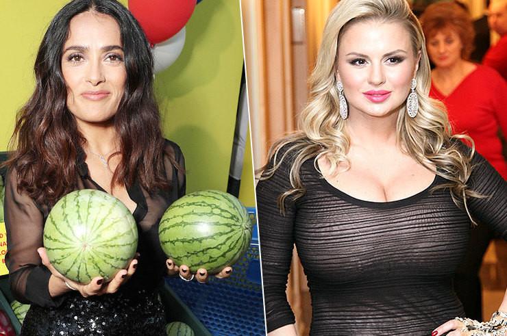 Знаменитые женщины с пышной и натуральной грудью а мире, бюст, грудь, девушки, женщины, звезды, знаменитости
