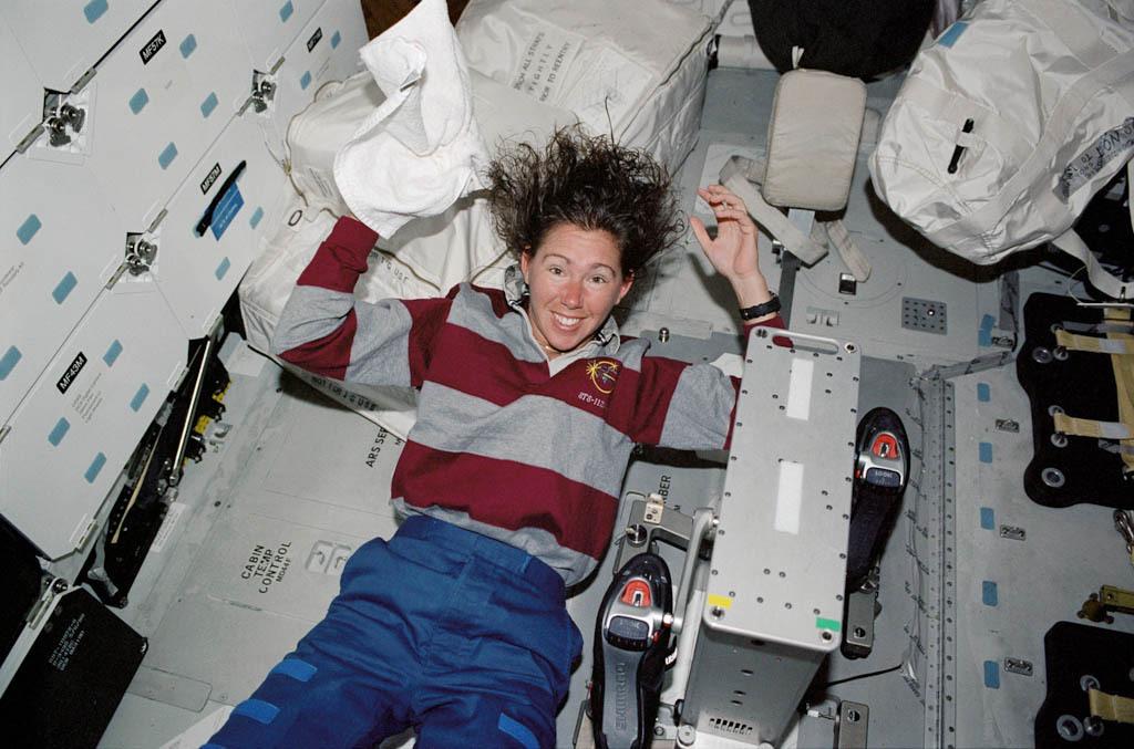 Дневник бортинженера Международной космической станции