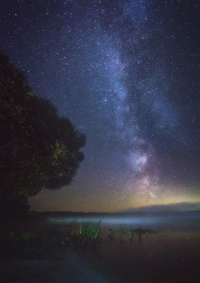 Сколько галактик можно увидеть на небе невооруженным глазом?