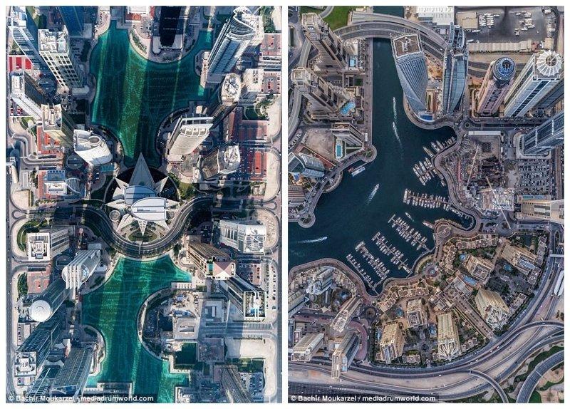 Все снимки сделаны с помощью любительского квадрокоптера DJI Phantom Дубай фото, аэросъемка, дрон, дубай, дубай достопримечательности, квадрокоптер, с высоты птичьего полета, снимки с дрона
