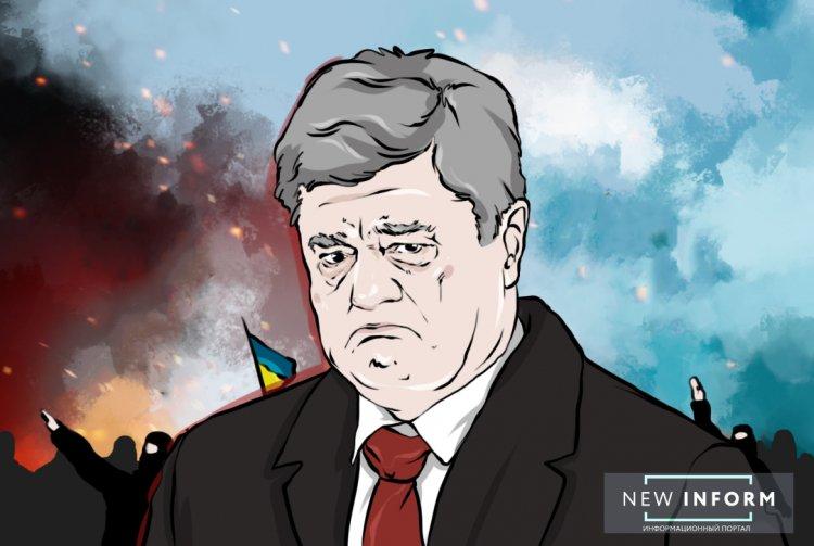 Козыри кончились: Порошенко в панике стягивает войска в центр Киева