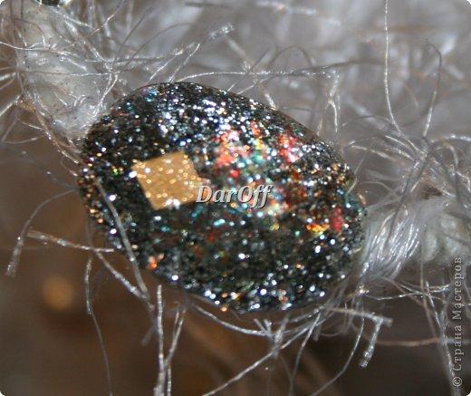 Макет модель Мастер-класс Поделка изделие Новый год Моделирование конструирование Теперь у меня тоже сани новогодние есть - МК Проволока Пряжа фото 53