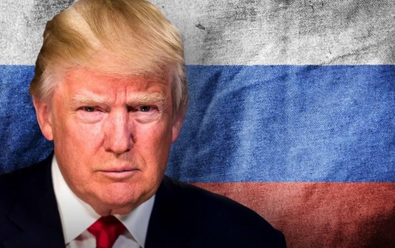 18 признаков того, что Трамп…