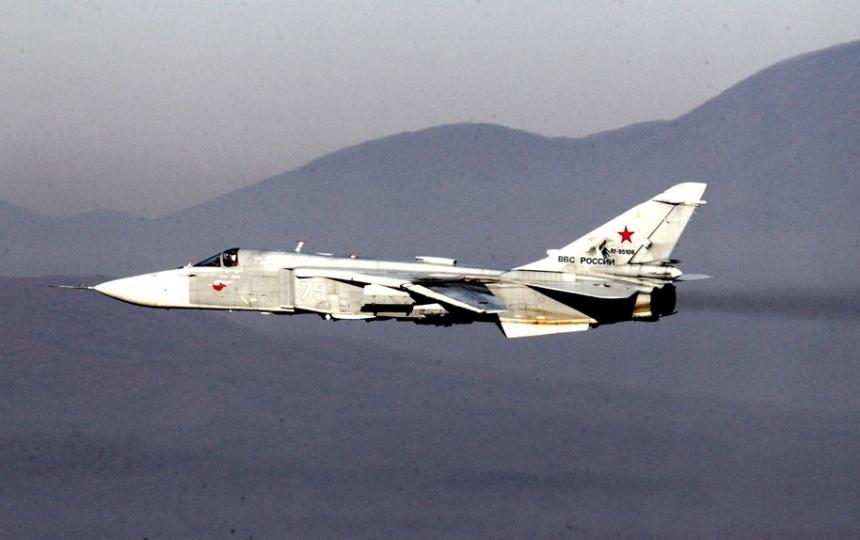 Кремль назвал главное достижение ВКС РФ в Сирии