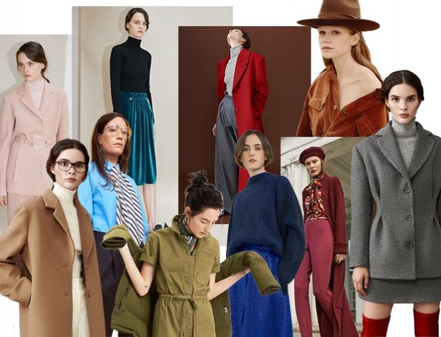 Что мы будем носить осенью: гид по модным цветам и сочетаниям следующего сезона