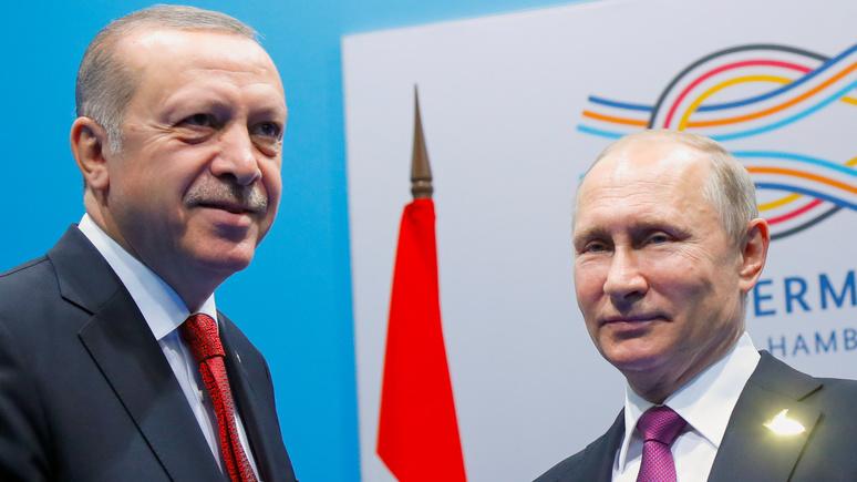 CNBC: сблизившись с Россией, Турция заставила США сомневаться, можно ли ей доверять