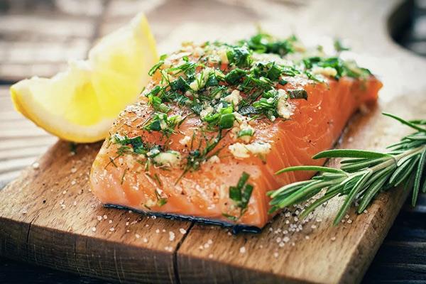11 нескучных блюд из лосося