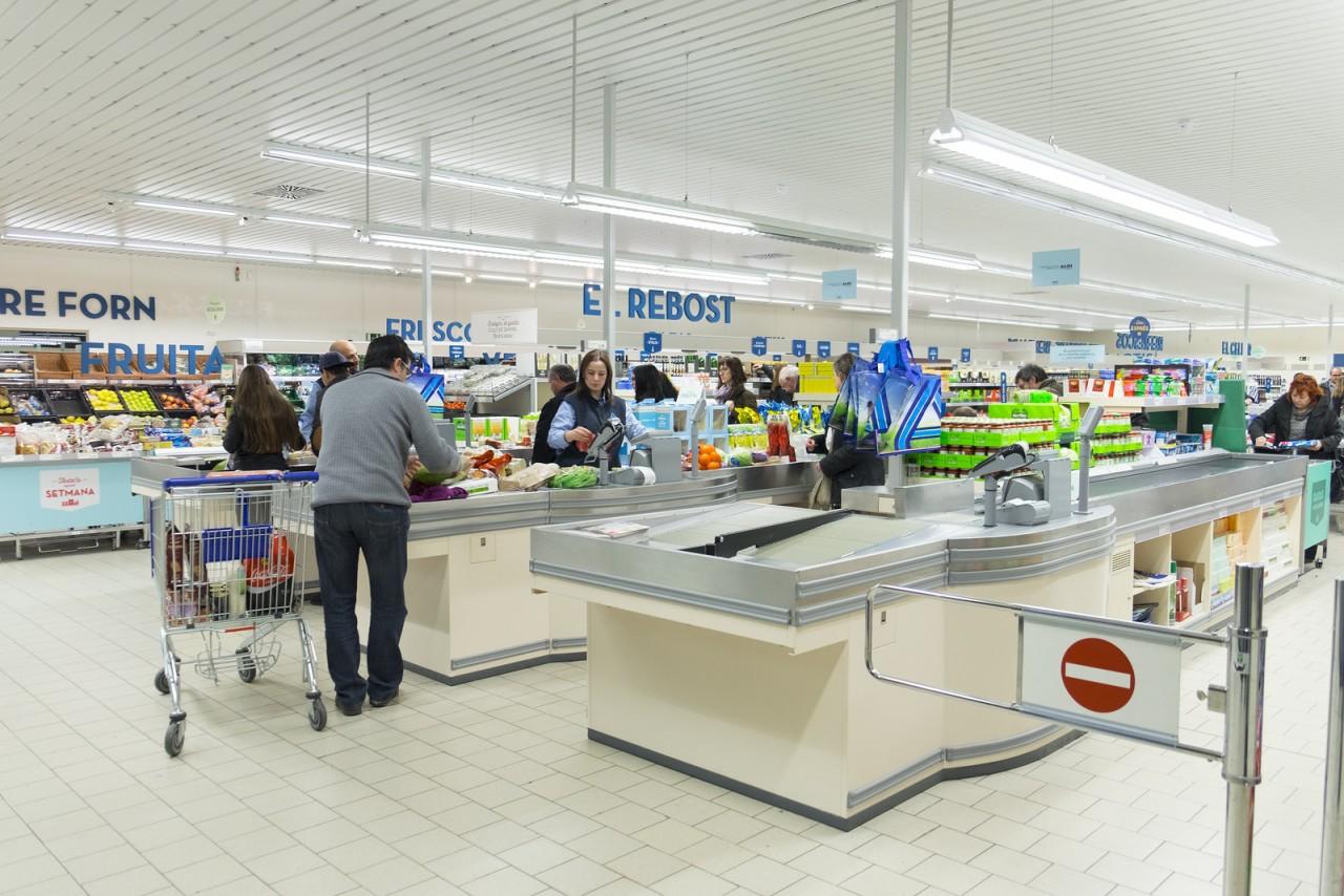 Магазин для нищих в Европе